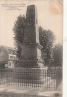 ***  24  ***   TERRASSON  Monument élevé à La Mémoire Des Soldats Morts Pour La France Monument Aux Morts -- TB (timbre? - Autres Communes