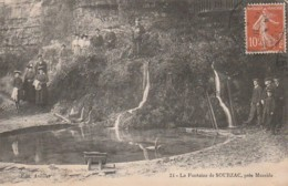 ***  24  *** La Fontaine SOURZAC //curiosité ///prèe Mussida Au Lieu De Mussidan +-- TTB - Mussidan