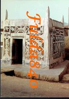 CPSA. NIGERIA.  Etat De Kaduna, Ville De Zaria - Habitation Hausa A Décor Peint. () - Nigeria