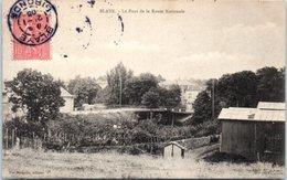 33 - BLAYE -- Le Pont De La Route Nationale - Blaye