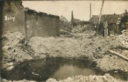 BOIRY CARTE PHOTO ALLEMANDE 1917 - France