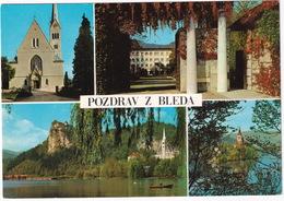 Bled - 'Pozdrav Z Bleda' - (Slovenija, YU.) - Joegoslavië