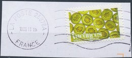 France - Timbres De Vacances 2008 - YT A173 (4194) Obl. Ondulations Et Dateur Rond Sur Fragment - Francia