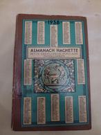 ALMANACH HACHETTE - 1938 - PETITE ENCYCLOPEDIE POPULAIRE . EDITION COMPLETE - Encyclopédies