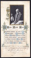 AUTHENTIQUE BENEDICTION ET INDULGENCE PLENIERE DU PAPE PIUS XI DE 1929  Signé Par CARDINAL CAROLUS CREMONESI Papa Pope - Documentos Históricos