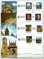 España - LOTE (8 Entero-postal Diferentes) Nuevo - Stamped Stationery