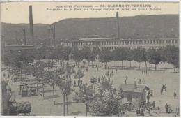 CPA Dept 63 CLERMONT FERRAND Usine Michelin - Clermont Ferrand
