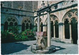 Dubrovnik - Dominikanski Samostan, 14. St. - Dominican Monastery - Dominikanerkloster - (Croatia, YU.) - Joegoslavië