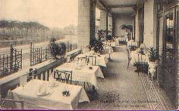 GENVAL « Hôtel Du Belvédère – Une Des Terrasses » Nels Bxl (1913) - Belgique