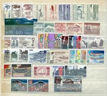 Mundial - Temática BARCOS (21 Series) Nuevo - Stamps
