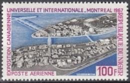 PA N° 72 Du Niger - X X - ( E 1827 ) - 1967 – Montreal (Canada)