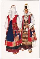 Muc: Hrvatske Narodne Nosnje: Dalmacija - Costume National Croate (Vladimir Kirin) - (Croatia, YU.) - Joegoslavië