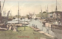 BRIDGEWATER   Docks  Around 1910 - Altri
