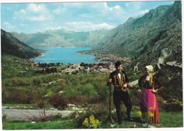Kotor - Boka Kotorska - (Montenegro, YU.) - Joegoslavië
