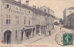 88...BRUYERES EN VOSGES ...Rue D'ALSACE  N221.... - Autres Communes