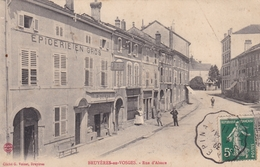 88...BRUYERES EN VOSGES ...Rue D'ALSACE  N221.... - France