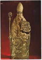 Dubrovnik - Crkva Sv. Vlaha - Kip Sv. Vlaha / Blaise Church, Statue Of Saint Blaise On The Altar - (Croatia, YU.) - Joegoslavië