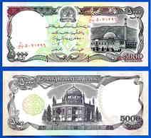 Afghanistan 5000 Afghanis 1993 Neuf UNC Que Prix +port Afghani Asie Paypal Bitcoin OK - Afghanistan