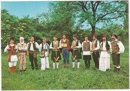 Banja Luka - Folklorni Ansambl 'Maslesa' - National Costumes - (Bosnia And Herzegovina, YU.) - Joegoslavië