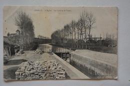 OISILLY-l'eglise-le Canal Et Le Viaduc - Autres Communes