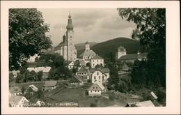 Postcard Goldenstein Branná (bis 1948: Kolštejn) Stadtpartie 1929 - República Checa