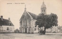 Cote D'or : BEAUNE : Place De L'église - Beaune