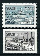 Finlandia Nº 251/2 Nuevo - Nuevos