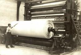 PAPER MILL PAPER, PULPE, IMPRIMERIE, IMPRENTA PRINTING +- 15*11CMFonds Victor FORBIN (1864-1947) - Profesiones