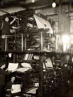 NEWSPAPER DAILY MAIL  PAPER, PULPE, IMPRIMERIE, IMPRENTA PRINTING +- 15*11CMFonds Victor FORBIN (1864-1947) - Profesiones