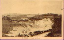 GISTOUX « Les Sablières » Ed. Jacqmot-Villers, Gistoux - Chaumont-Gistoux