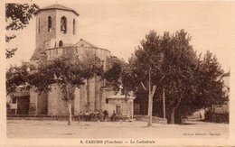 97Em  84 Caromb La Cathedrale En TBE - Frankreich