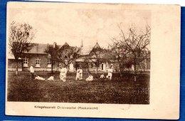 Kriegslazarett  -  Ordensspital - War 1914-18
