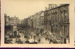LIEGE « Place Du Marché – Hôtel De Ville Et Le Perron» Ed. Mosane, Liège (1947) - Liege