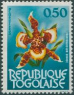 Togo 1964 SG344 50c Orchid MLH - Togo (1960-...)