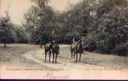 : BOURG-LEOPOLD « Camp De BEVERLOO – Vue Du Parc » - Ed. Dés. Gotthold, Bourg-Léopold (1906) - Leopoldsburg (Kamp Van Beverloo)