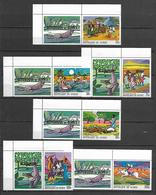 Guinea 1968 Paintings Of African Legends I + Labels MNH (R0440) - Guinea (1958-...)
