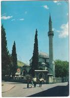 Mostar - La Mosquée Karadzoz-bey - Mosque  Moschee - (Herzegovina, YU.) - Joegoslavië