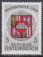 Österreich 1966 Nr.1230 ** Postfr. Hochschule Linz ( 8670) Günstige Versandkosten - 1961-70 Ungebraucht