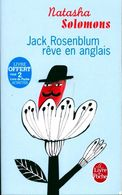 Jack Rosenblum Rêve En Anglais De Natasha Solomons (2012) - Libri, Riviste, Fumetti