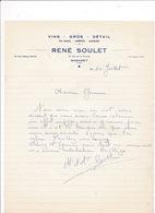 Facture 1932 Sulfate De Cuivre Mond Nickel Henri Pugi, Agent Général, Béziers - Agriculture