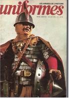 4 Revues :  Uniformes 43 & 83 - Gazette Des Armes 42 - Atlas WW II N°2 - Casque Artillerie Hussard Comblain - Tijdschriften & Kranten