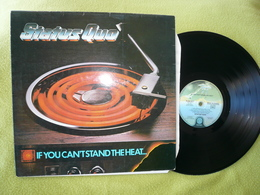 Status Quo 33t Vinyle If You Can't Stand The Heat - Disco, Pop