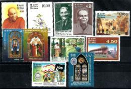 Sri Lanka Nº 1319/21-1323/30 En Nuevo - Sri Lanka (Ceilán) (1948-...)