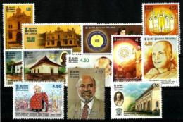 Sri Lanka Nº 1357/68 En Nuevo - Sri Lanka (Ceilán) (1948-...)