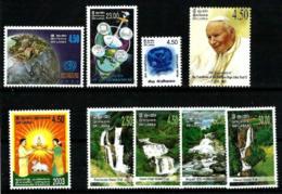 Sri Lanka Nº 1394/402 En Nuevo - Sri Lanka (Ceilán) (1948-...)
