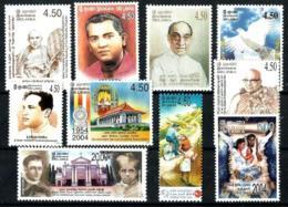Sri Lanka Nº 1425/34 En Nuevo - Sri Lanka (Ceilán) (1948-...)