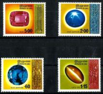 Sri Lanka Nº 474/77 En Nuevo - Sri Lanka (Ceilán) (1948-...)