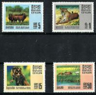 Ceilan Nº 413/16 En Nuevo - Sri Lanka (Ceilán) (1948-...)