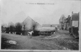 Chémery : Chateau De Chémery, L'abreuvoir - France