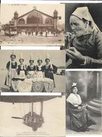 LOT DE 1000 CARTES DE FRANCE DIVERS A VOIR - Postcards
